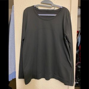 Lululemon long sleeve size 10